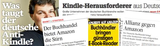 Taugt der Tolino als Waffe gegen Amazon?