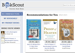 Facebook wird zum Bücher-Lotsen