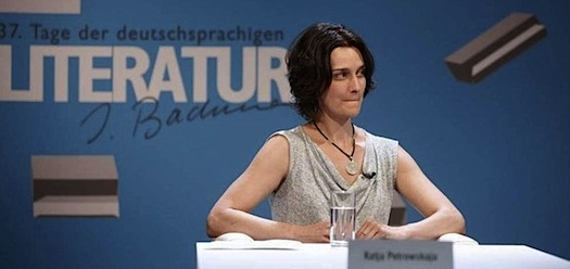 Katja Petrowskaja gewinnt Bachmann-Preis