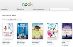 Im Sommer schmelzen die E-Book-Preise