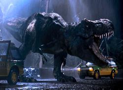 Dinosaurier stürmen die Kinos