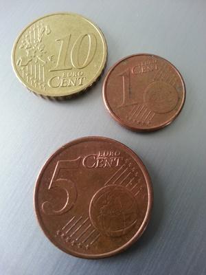 Ein Cent ist nicht wenig genug