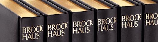 Brockhaus for sale