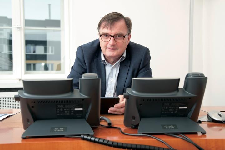 Springer SBM-CEO Derk Haank