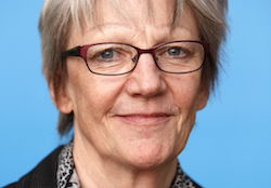 Eva Leipprand spricht für Autoren