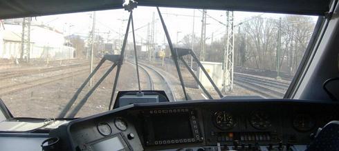Vertrauen Sie selbstfahrenden Zügen?