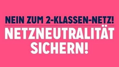 netzpolitik.org kämpft für Netz-Neutralität