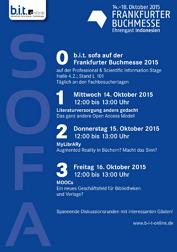 """""""b.i.t. sofa"""" präsentiert Trends in der Fachinformation"""