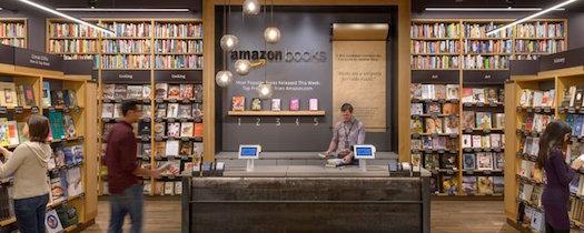 Amazon eröffnet erste eigene Buchhandlung