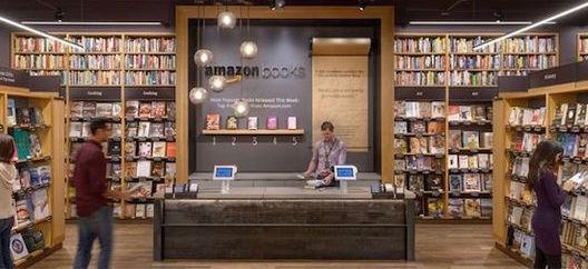 Amazon plant bis zu 400 Buchhandlungen