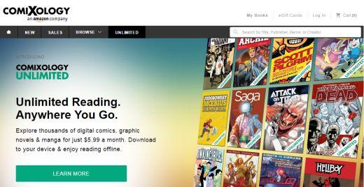 Neuer Schub für den digitalen Comic