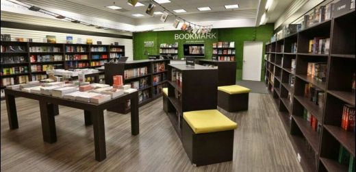 Kann der Megaverlag auch Buchhandel?