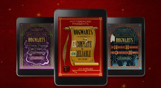 Potter-Stories mundgerecht zubereitet