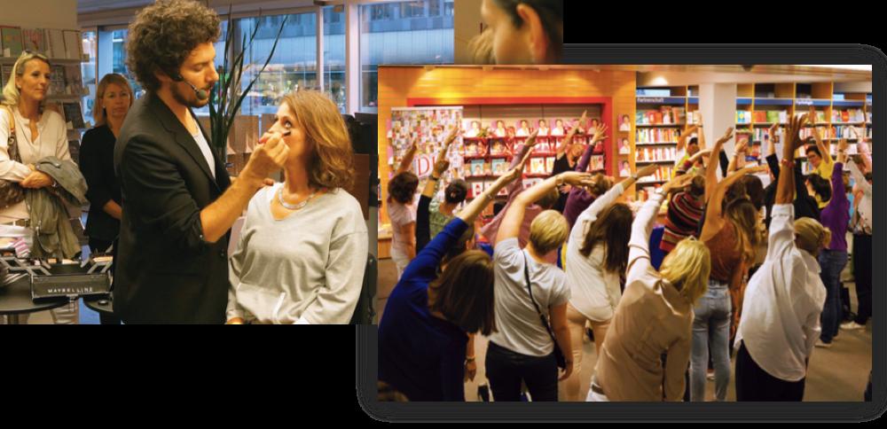 Wie sich Wittwer als Event-Buchhandlung aufstellt