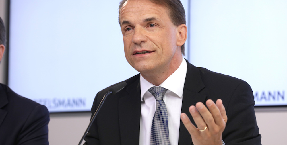 Bertelsmann auf Wachstumskurs