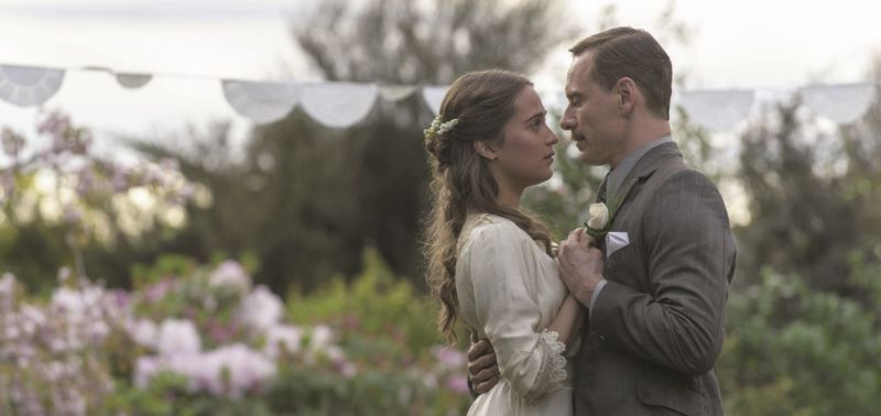 »The Light Between Oceans« neu im Kino