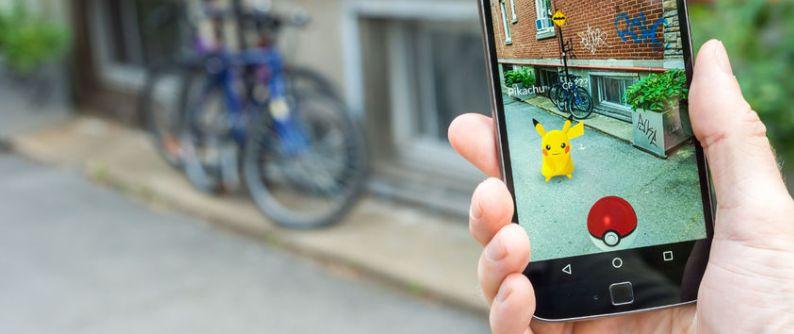 »Pokémon Go« funktioniert auch als Buchthema