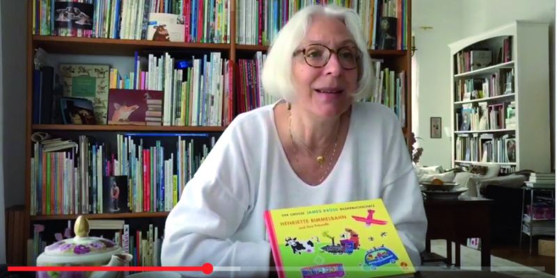 Gabriele Hoffmann: »Maßstab sollte immer die kindliche Sichtweise sein«