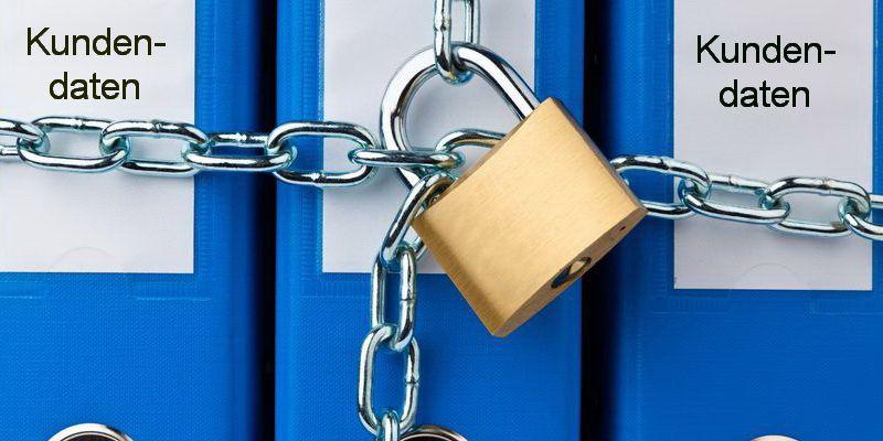 Neue Datenregeln mit hoher Strafandrohung
