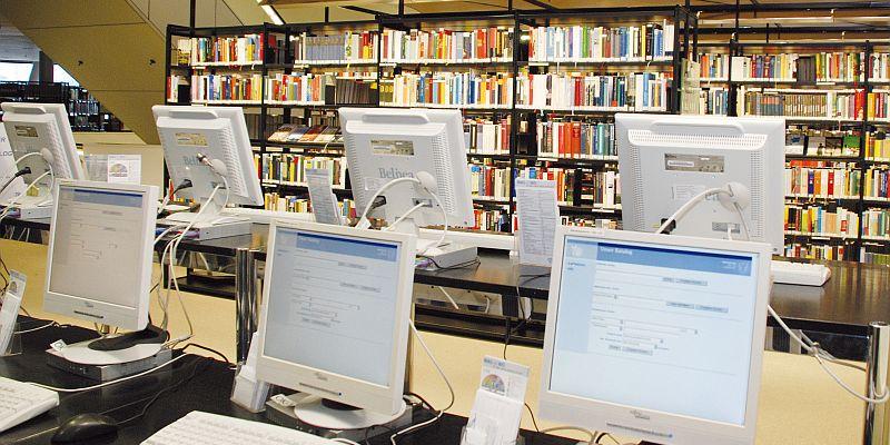 E-Books und gedruckte Bücher bei Ausleihe gleich behandeln