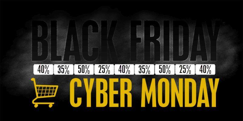 Black Friday und Cyber Monday eröffnen das Adventsgeschäft