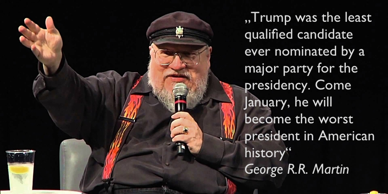 """""""President Pussygrabber"""" – wie die Buchbranche auf die Trump-Wahl reagiert"""