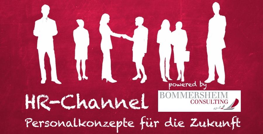 Der HR-Channel auf buchreport, powered by Bommersheim