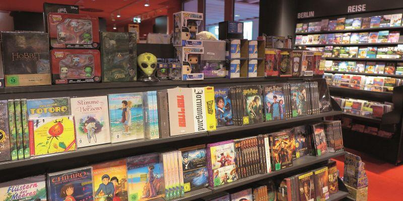 Videomarkt hofft auf Umsatzschub zum Ende des Jahres