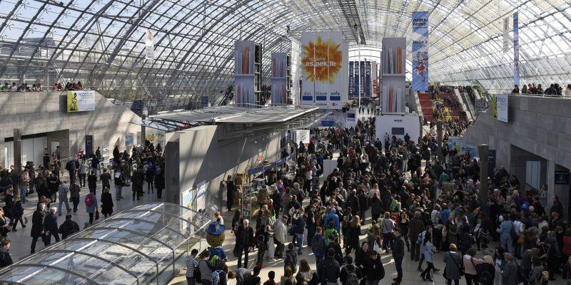 Leipziger Buchmesse baut Bühnen für zukunftsweisende Ideen