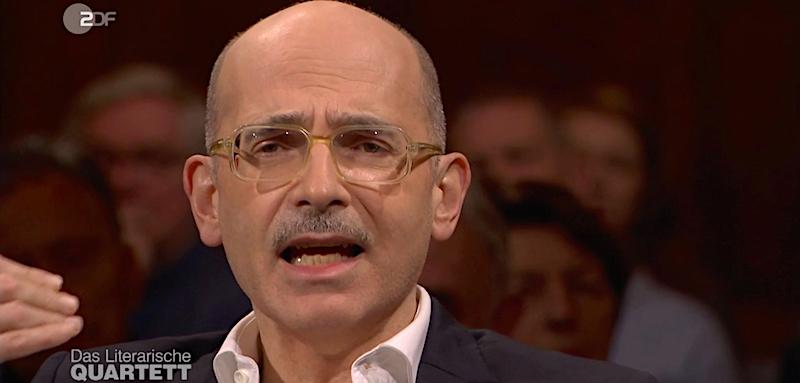 Maxim Biller verlässt »Literarisches Quartett«, Mara Delius übernimmt Leitung der »Literarischen Welt«