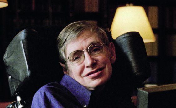 Stephen Hawking bringt Licht ins Dunkel
