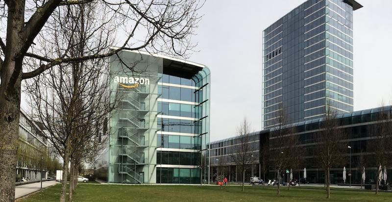 Amazon Deutschland wächst 2016 um 20 Prozent