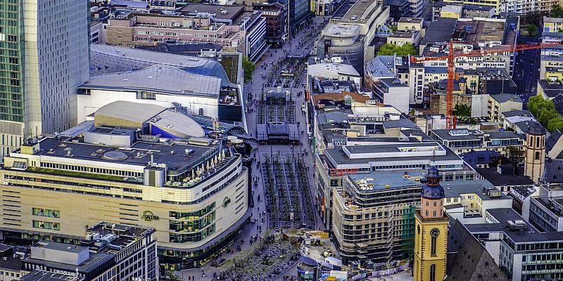 Teure Metropolen, attraktive Mittelstädte