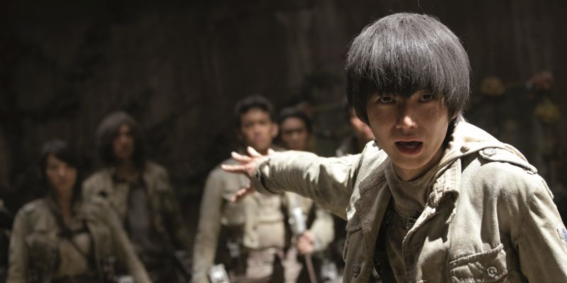 »Attack on Titan 2 – End of the World« neu im Kino
