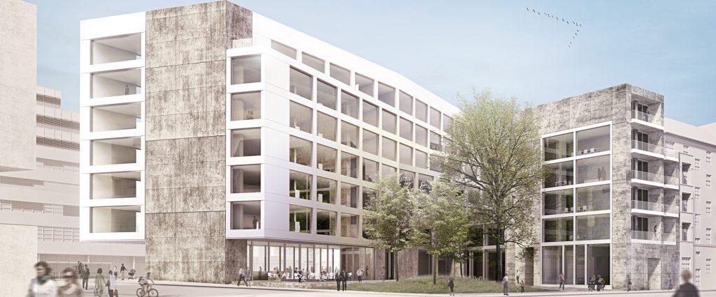 Neubaupläne: Suhrkamp bekommt mehr Licht