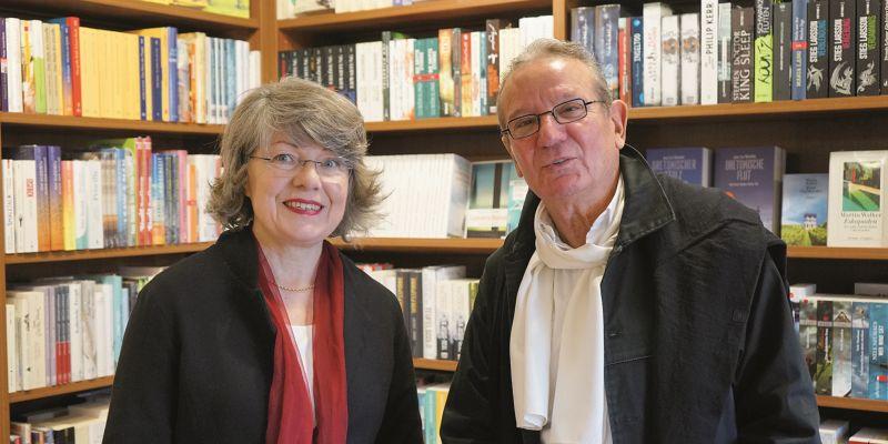 Buchhandlung in der Villa Herrmann profitiert vom Networking