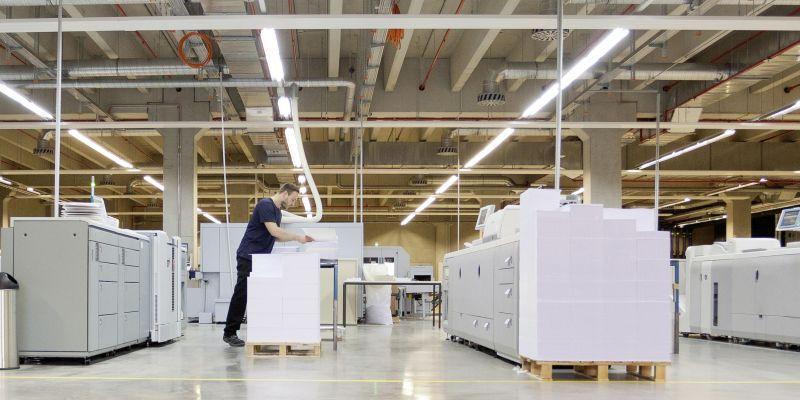 Print-on-Demand: Nicht nur für Wissenschaftsverlage eine Option