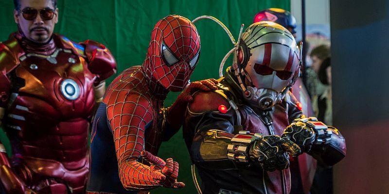 Der US-Comic bietet mehr als Superhelden und Zombies