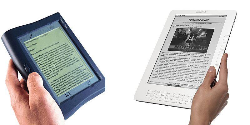 Vom Data Discman zum multimedialen Digitalbuch – eine Geschichte des E-Books