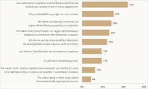 Warum Personalentwicklungs-Maßnahmen floppen. Bild: Apenberg & Partner
