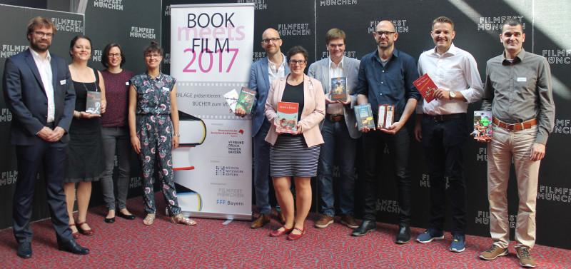 Bücher im Casting bei »Book meets Film«