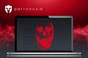 Cyberangriff. Symbolbild: Patronus.io