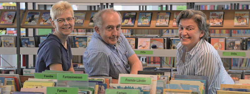 Buchhändler kämpfen um Stadtteilbibliotheken