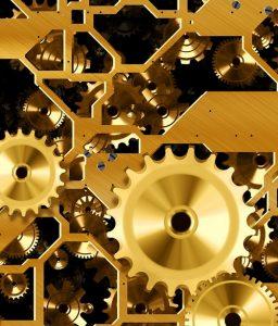 Prozess-Modellierung – damit eins ins andere greift. Bild: Pixabay