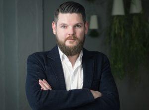 Matthias Friese, CEO patronus.io. Foto: David Sonntag