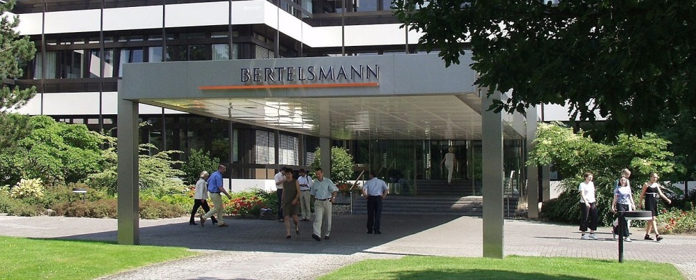 Bertelsmann: Digitale Transformation greift