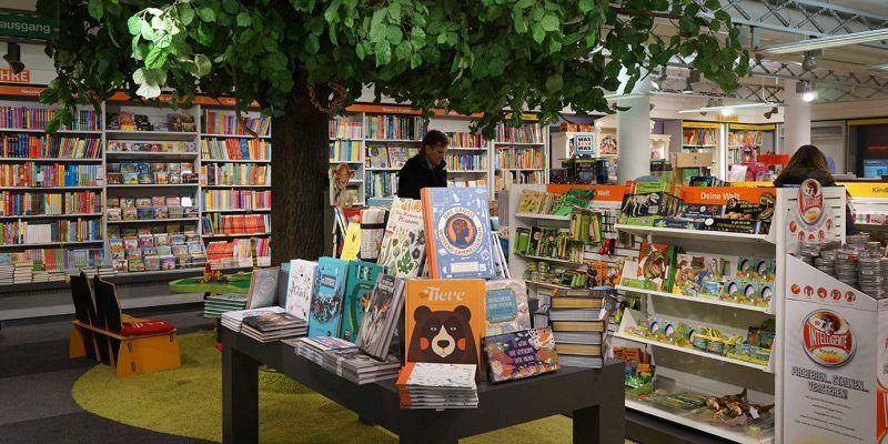 Mit höheren Buchpreisen über Vorjahr