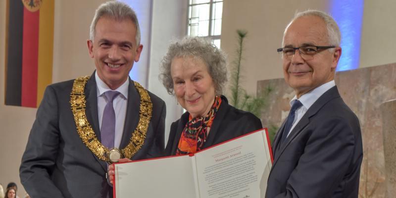 """Margaret Atwood: """"Irgendjemand hat die verbotene Kammer geöffnet"""""""