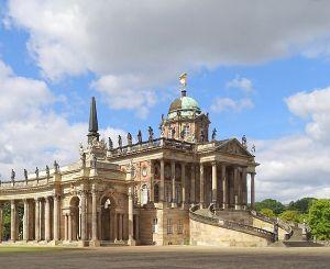 Universität Potsdam. Foto: Pixabay