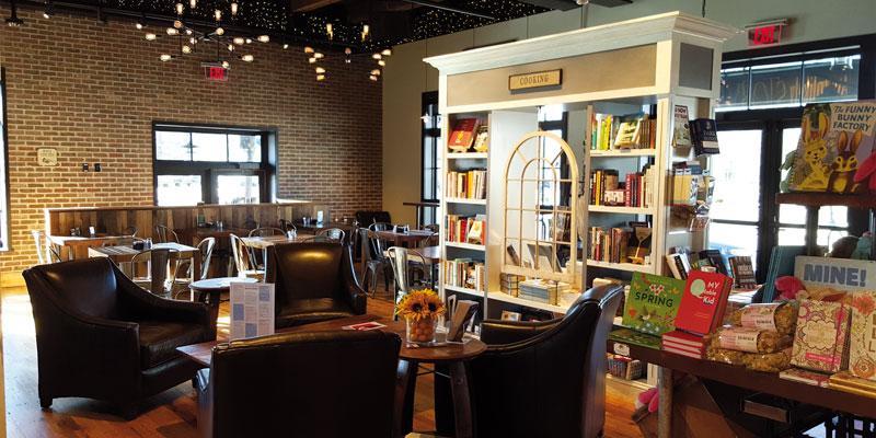 Mit Speis und Trank mehr Bücher verkaufen